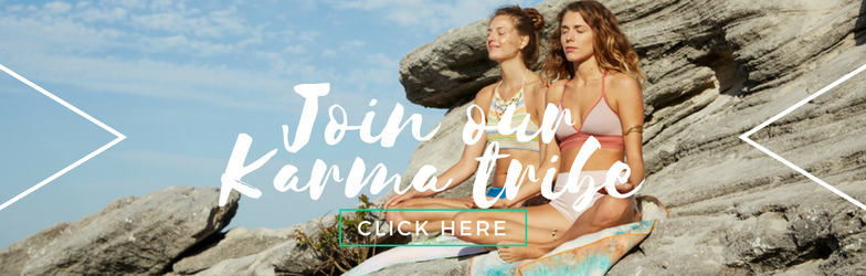 Join our Karma Tribe