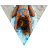 Batikarma Bohemian Recycled Yoga + Surf Towels