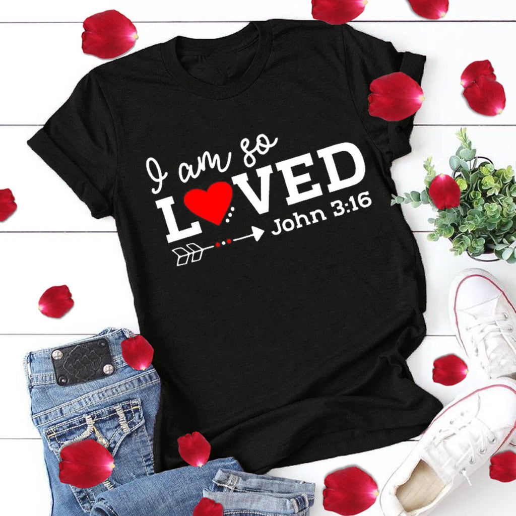 **NEW** Love Letter Women's T-shirt