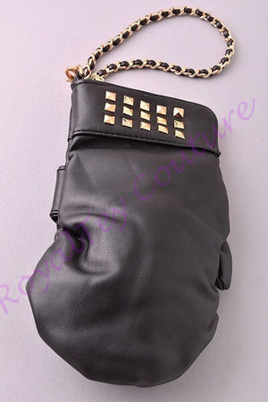 Boxing Glove Wristlet Clutch