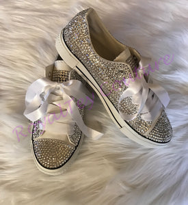 RoyalTey Custom Bling Shoes