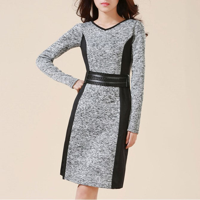 Denise Belt Dress