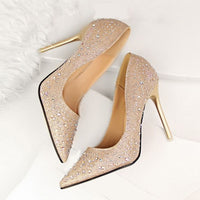 Nellie Strass Stiletto