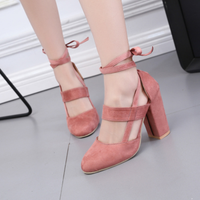 Bessie Ankle Strap Shoes