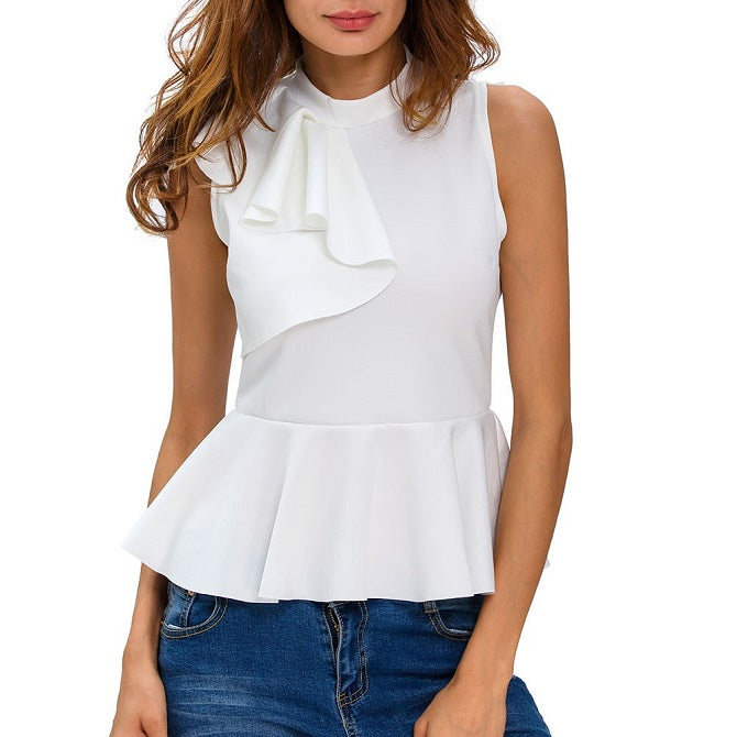 Robin Peplum Top