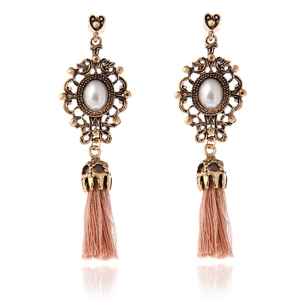 Victrian Tassel Earrings