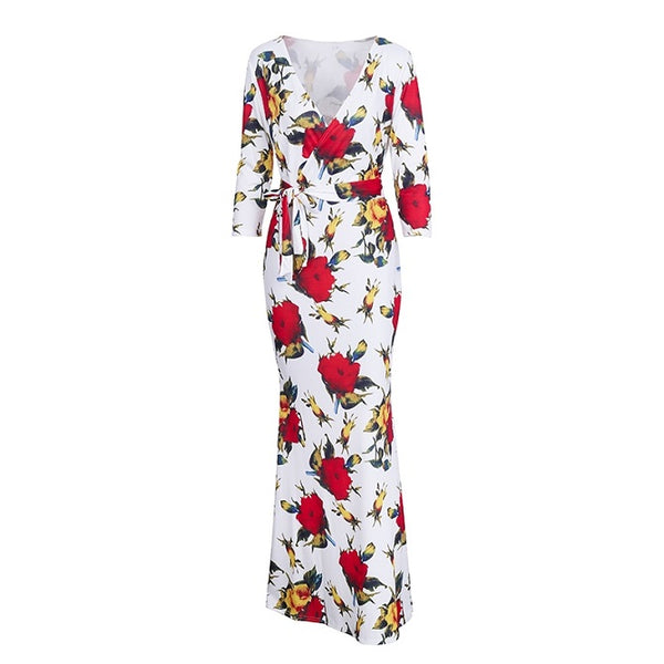 Bernadette Floral Dress