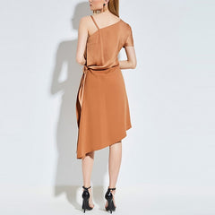 Lynn Asymmetrical Dress