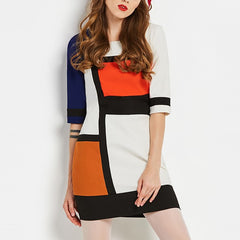Greta Retro Dress