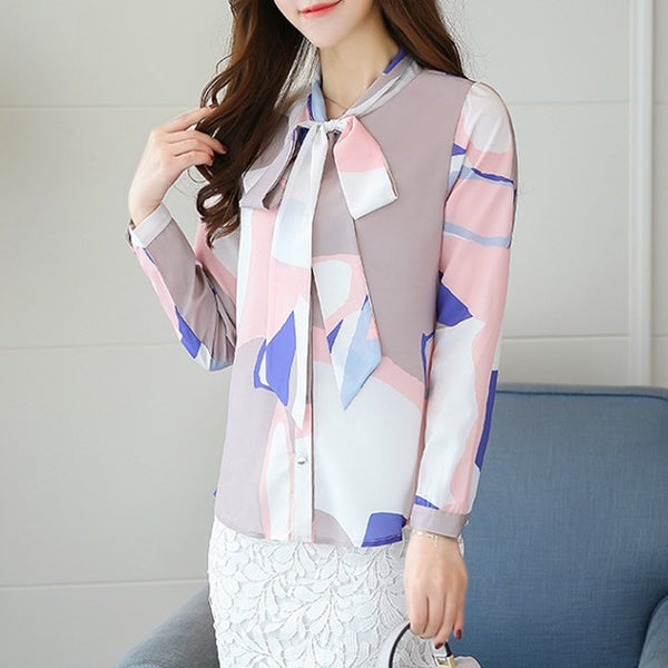 Gertie Bow Blouse