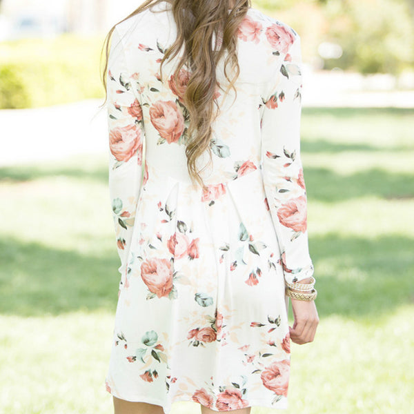 Jodie Floral Dress