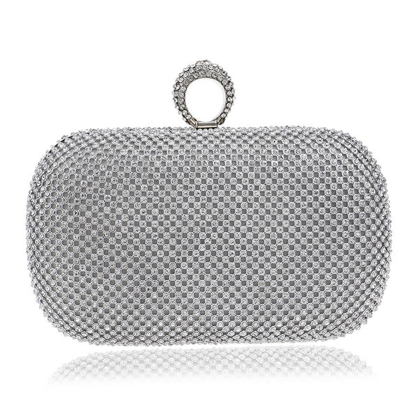 Louise Lux Ring Clutch