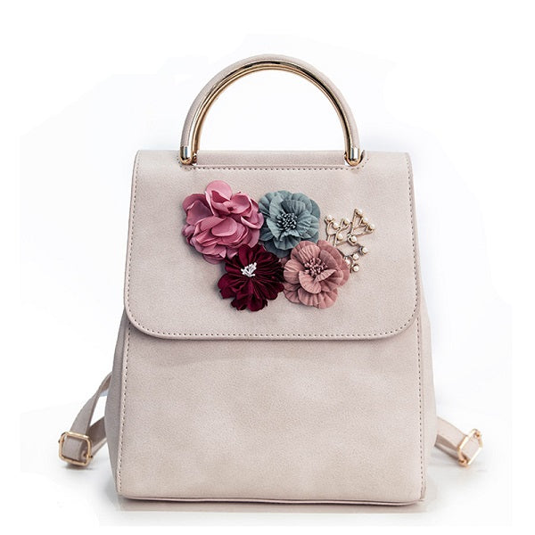Graceful Flower Bag