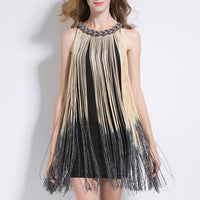 Gatsby Fringes Dress