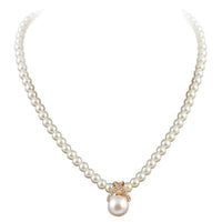 Donna Pearls Necklace
