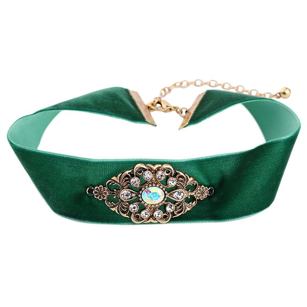 Kasey Choker Necklace