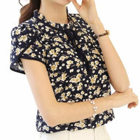 Jeanette Floral Blouse