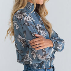 Melodie Floral Blouse