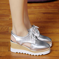 Nora Platform Shoes
