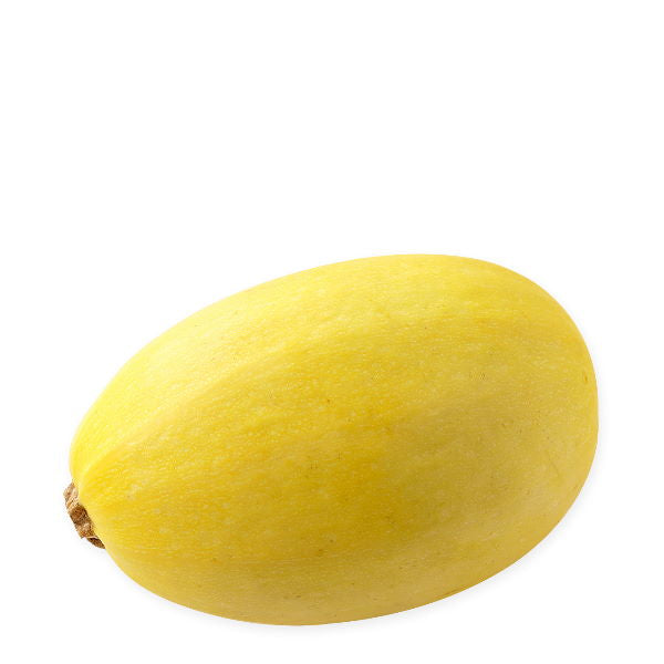 Spaghetti squash, single piece