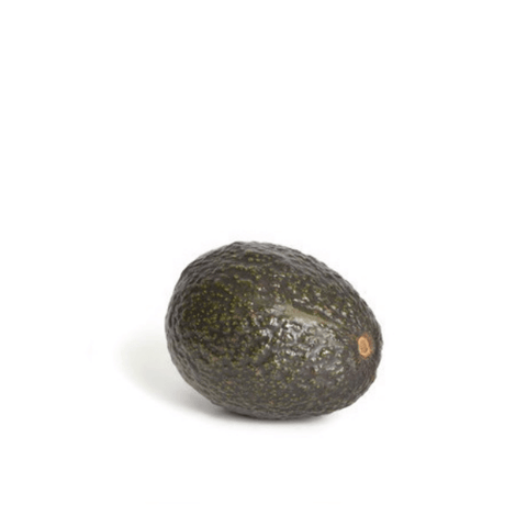 Avocado, Hass, single piece
