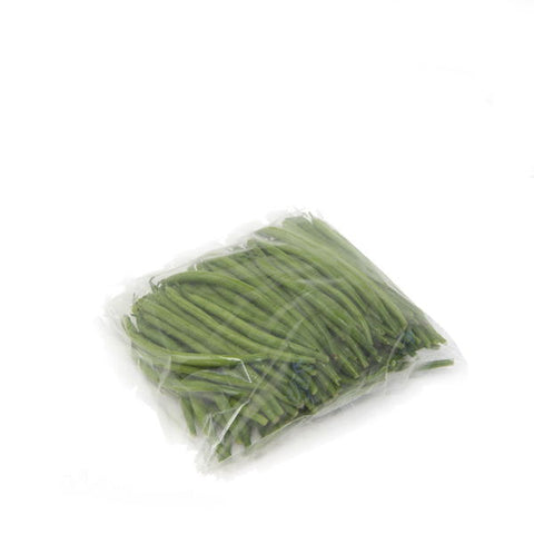 Beans, green extra-fine, 0.25 kg Pack