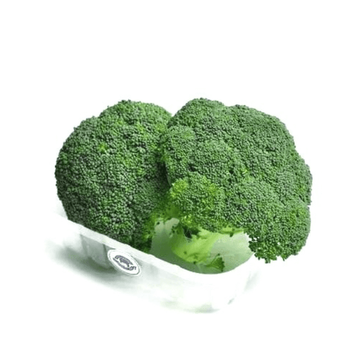 Broccoli, green, 2 heads Pack