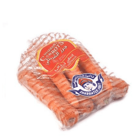 Carrots, medium, 1 kg Bag