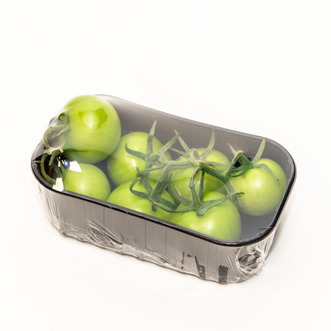 Tomatoes on the vine, green  0.5 kg pack