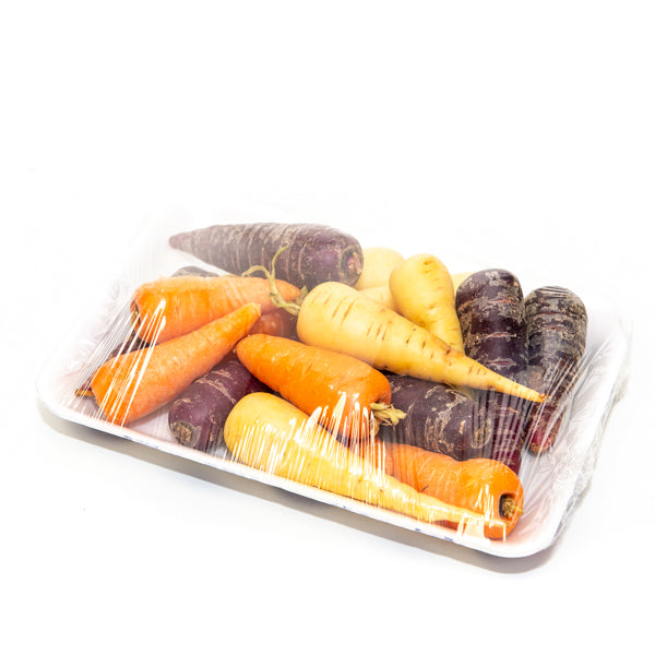 Carrots Chantenay, Mix color 0.5 kg pack - Sharbatly.Club