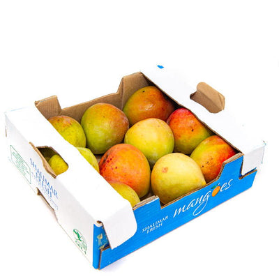 Mango apple, for juice, 4 kg box - Sharbatly.Club