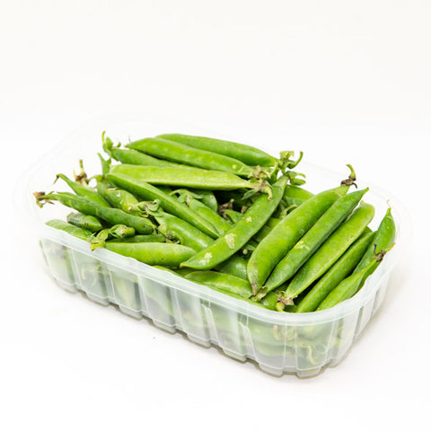 Peas fresh in pod,  0.5 kg pack