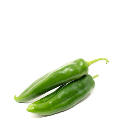 Peppers long,green Anaheim, 0.5 kg pack