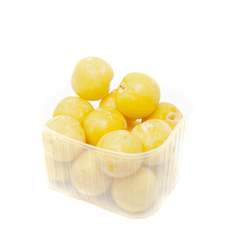 Plums golden, 1 kg pack