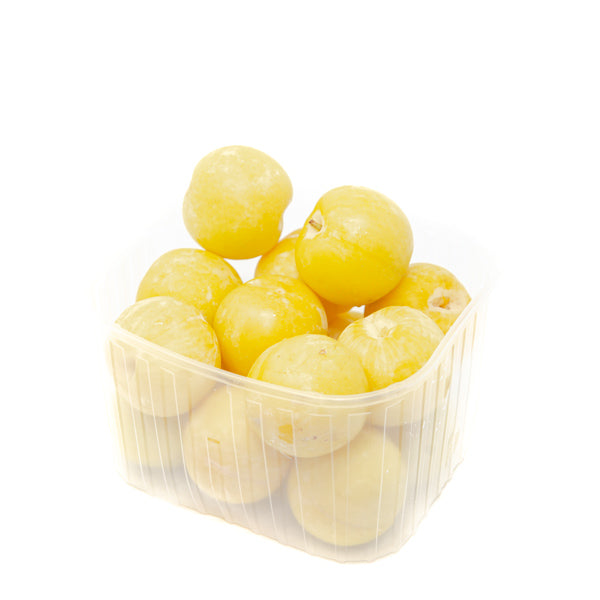 Plums golden, 1 kg pack - Sharbatly.Club
