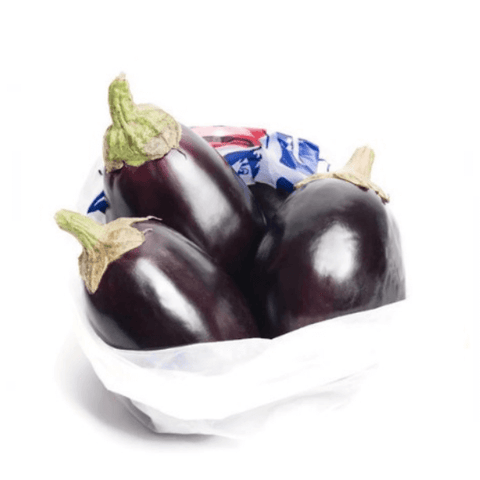 Eggplants, 1 kg Bag