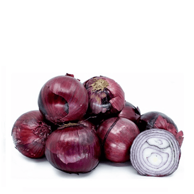 Onions, Red, 1.6 kg Bag - Sharbatly.Club