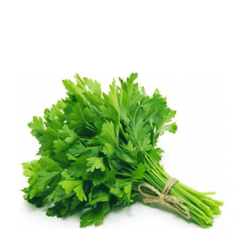Parsley flat 0.1 kg Bunch