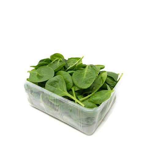 Spinach, Baby,  0.125 kg Pack