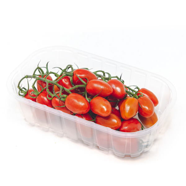 Tomatoes on the vine, baby San Marzano-Roma 0.5 kg pack - Sharbatly.Club