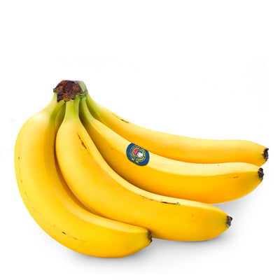 Bananas, Sharbatly, 1 kg Bunch - Sharbatly.Club