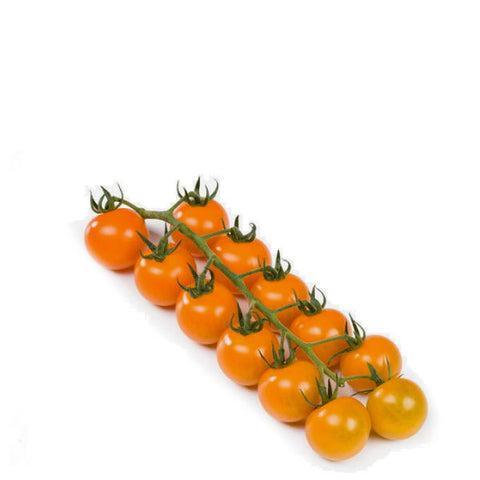 Tomato cherry orange on the vine 0.2 kg pack