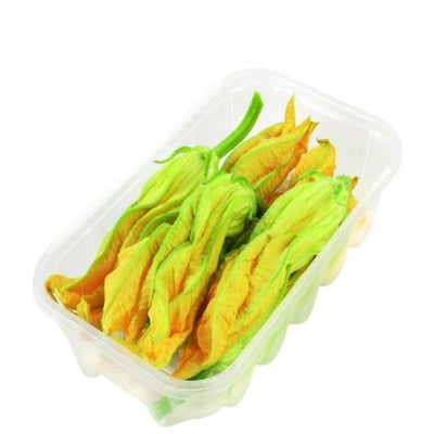 Courgette flowers , 5 single pieces - Sharbatly.Club