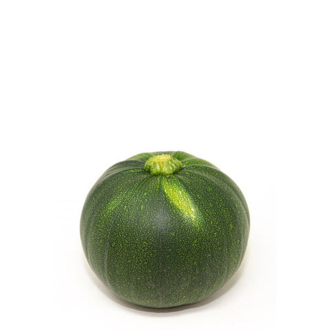 Squash gem, green, single piece