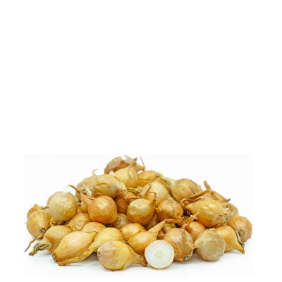 Onion baby golden pearl, 0.5 kg pack - Sharbatly.Club