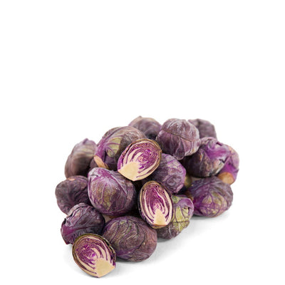 Brussel sprouts,baby purple 0.5 kg pack - Sharbatly.Club