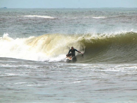 Filipe Blanco Surfing