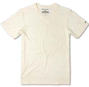 Camiseta Ecológica Off White Basic
