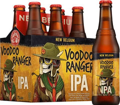 VooDoo Ranger New Belgium Brewing