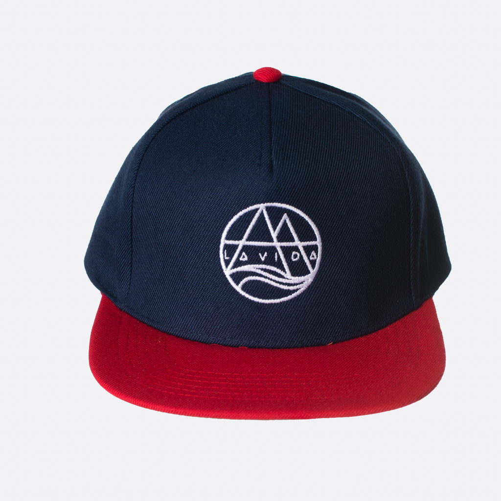 Gorra Curves Snapback Red
